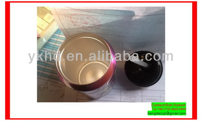 Designer best sell new mini cola can packing toys car