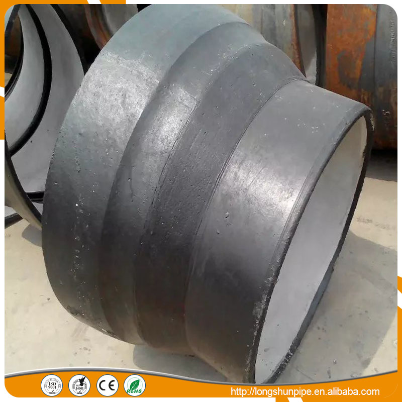 cement lined high corrosion resistance ductile cast iron pipe and fittings