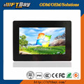 8.0'' monitor with touch screen for industrial use