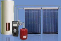 Fully Automated Seperated Pressurized Solar Energy Water Heater