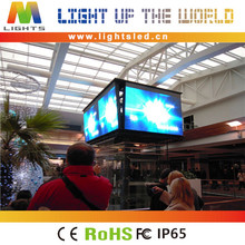 LightS high definition 5mm pixel pitch indoor full color p5 led video wall for rental purpose