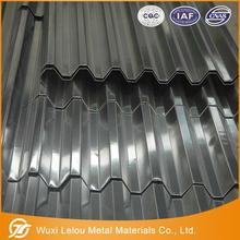 Cost Price Aluminum Corrugated Roofing Sheet