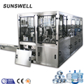 5 Gallon washing filling capping machine Pure water processing line