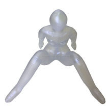 Inflatable doll transparent,Manufacturers supply real inflatable doll for the man sex