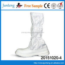 New style best sell mesh side welt industrial safety shoes