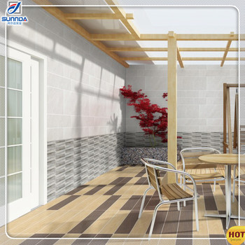 200*1000 cheapest price good quality wooden finish ceramic grain hardwood plank distressed wood floor tiles