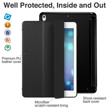 2017 MOMOCA fashion Wallet Case PU Leather Stand Cover with Auto Wake/Sleep Function for Apple iPad Pro 10.5 Inch