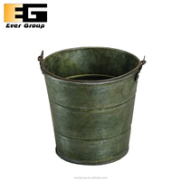Chemical Colour Bucket With Moving Handle