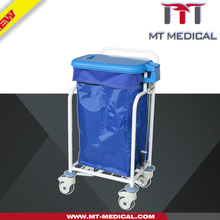 Hospital laundry trolley hospital cleaning trolleys for sale