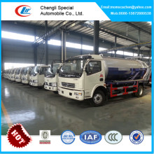 New sewage suction truck vacuum tanker truck vacuum sewage suction truck