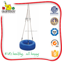 factory manufacturer happy plastic tire swing