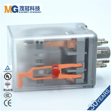 Flag indicator Relay Hot Sale Supplier 110V Relay with High Coil Insulation