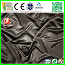 popular woven high quality double sided silk satin fabric