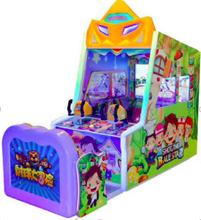 coin operated game machine kids shooting water game machine popular in Malaysia