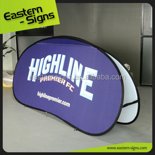 Portable Outdoor Advertisement for Any Product