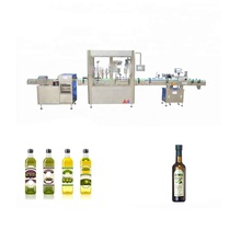 shanghai cooking oil line 4 <strong>nozzles</strong> <strong>fruit</strong> juice filling machine with CE certificate