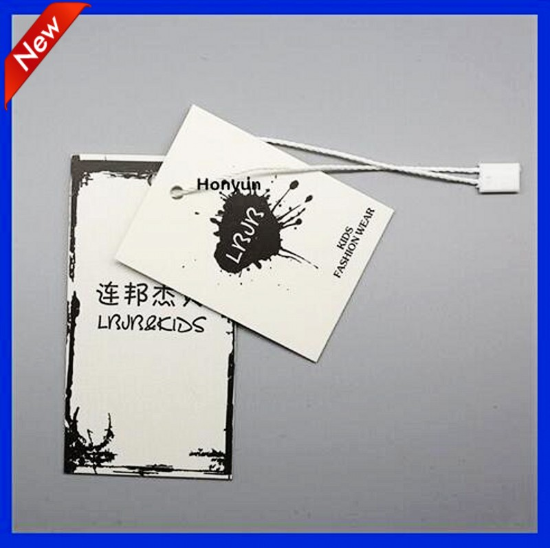 Custom T Shirt Hang Tag Printing