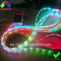 5050 RGB music changing led strip light