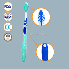2016 Wholesale Dealer Senior Care Products Adult Tooth Brush
