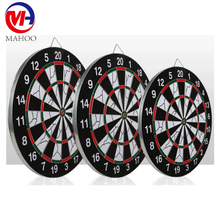 18 Inch Professional flocking Dart Board Set Darts With 6 Darts Needles For Free