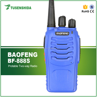 Single Band Walkie Talkie BF-888S Ham Radio bf 888s Two Way Radio