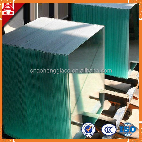 Laminated Tempered Safety Float Glass 6-30mm