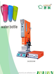 Hot sale ultrasonic water bottle welding machine/equipment