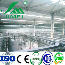 good price hot sale dairy milk processing production line machinery and filling packaging machine