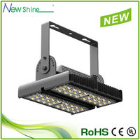 70W led tunnel flood light With TAIWAN MeanWell driver
