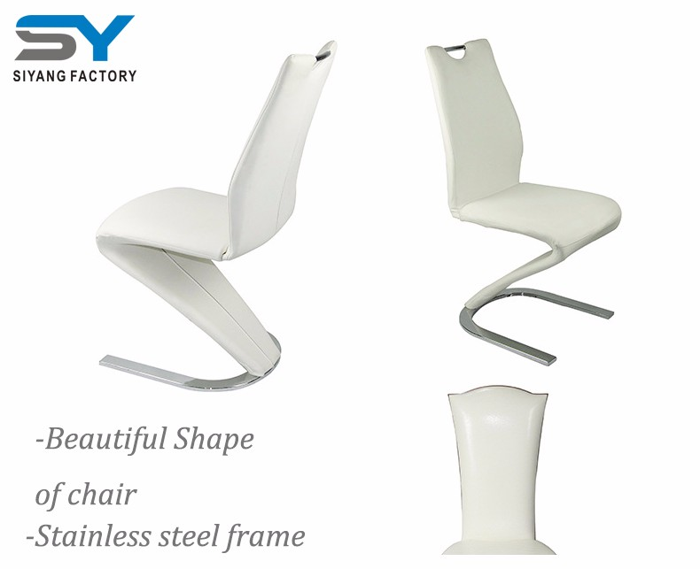 Factory direct sale banquet chair fabric dining chair modern fast food restaurant dining chair CY022
