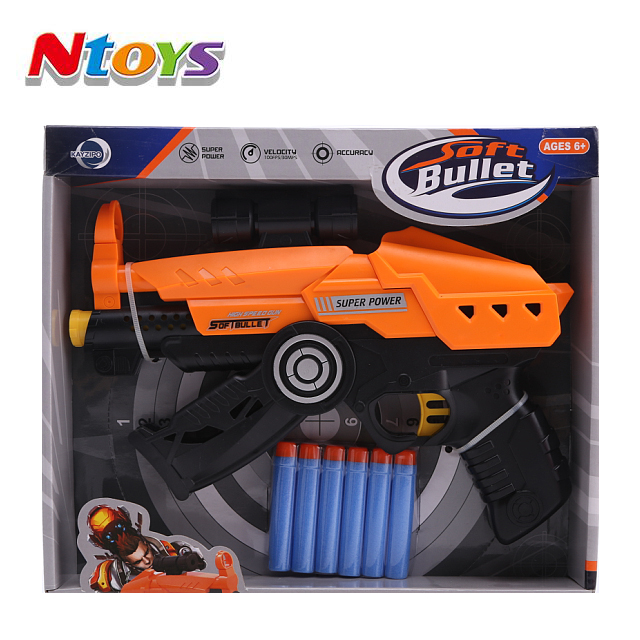 2018 New Toys China Best Selling Toy Juguetes Para Los Ninos Pistola air soft bullet <strong>gun</strong> 6938017