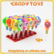 Good price cartoon tiger watch toy candies for export