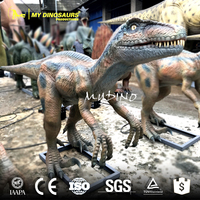 MY Dino-M231 Life Size Animatronic Dinosaur Life-Sized Raptor for Sell