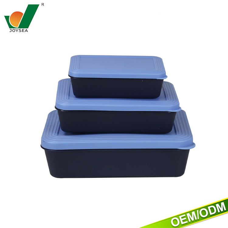 plastic storage bowl with lid Food grade customized logo japanese kid bento box