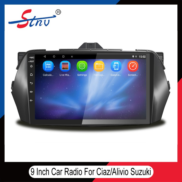 2 Din In Car GPS For Ciaz Suzuki With RADIO/BT/Navigation/OBD