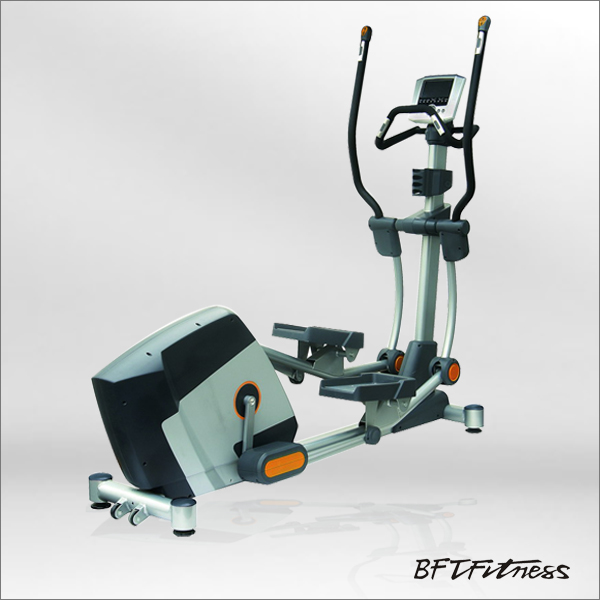 BCE203 Luxurious Commercial Elliptical Trainer Elliptical Air Bike
