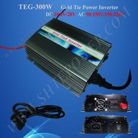 24v 420W solar Panel 300 watt grid tie solar micro inverter