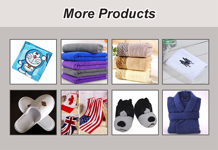 Wholesale Custom Printed Cheap 100% Cotton Poncho Towel For Bathroom