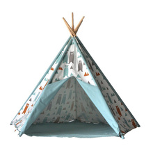 Hot popular competitive price outdoor camping teepee play tent for children
