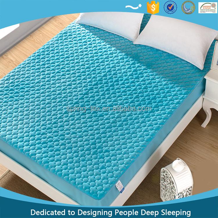 100% microfiber coral velvet waterproof mattress protector - Jozy Mattress | Jozy.net
