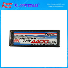 lipo 7.4v 4500mAh 20C Lithium battery rc battery