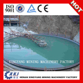 High efficiency mineral concentration thickener, high rate thickener for mining plant