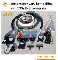 CNG conversion kits for 6 cylinder diesel car