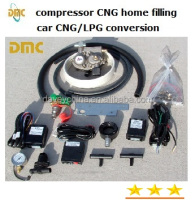 CNG conversion kits for 6 cylinder gasline car