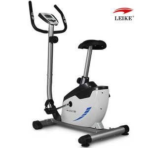 Wholesale hot sale body fit indoor upright magnetic bike/trainer