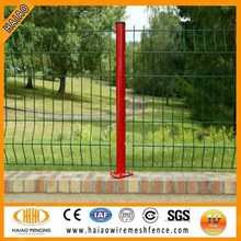 Online shopping cheap and hot sales red brand yard/garden kennel speciality fence