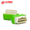 Plug and Drive EcoOBD2 Economy Chip Tuning Box for Benzine 15% Fuel Saving for used car