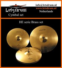 Lets Drum cymbal set