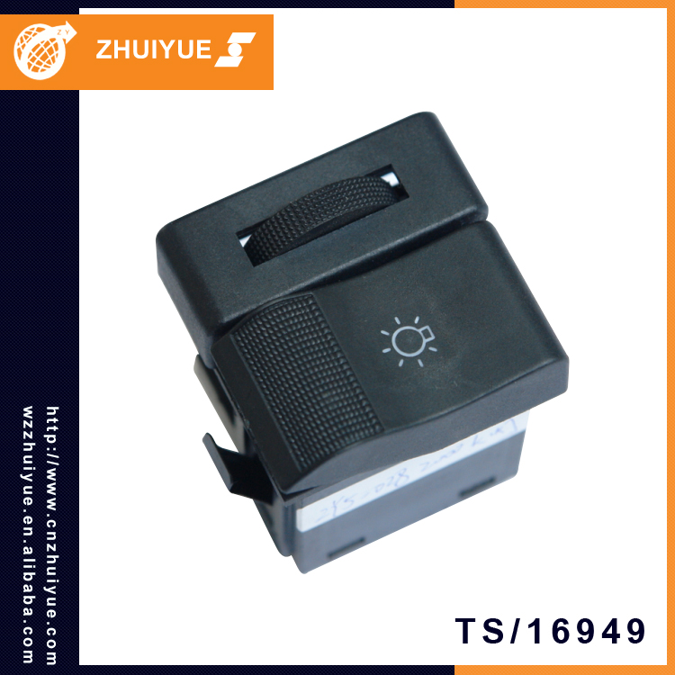 ZHUIYUE Popular 325 941 531 Headlight Switch China Car Spare Parts For VW SANTANA(2000)