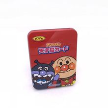 Wholesale Exquisite Color printing Metal Tin Gift Box Custom Design